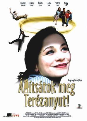 Állítsátok meg Terézanyut! - Hungarian poster (thumbnail)