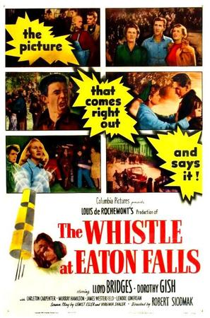 The Whistle at Eaton Falls