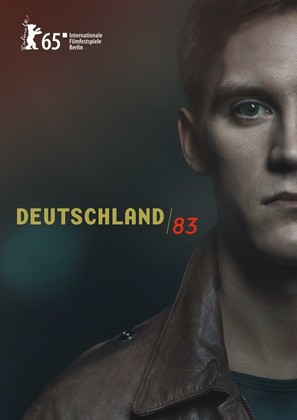 """Deutschland 83"" - German Movie Poster (thumbnail)"