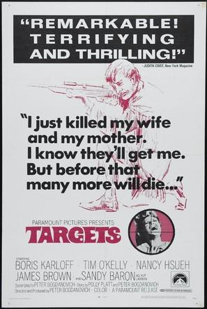 Targets - Movie Poster (thumbnail)