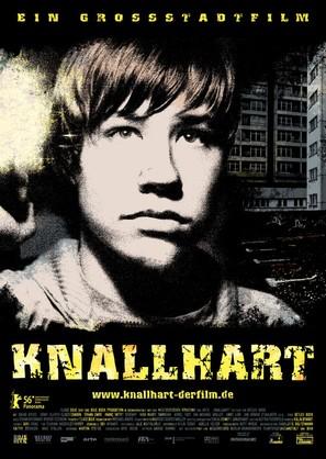 Knallhart - German poster (thumbnail)
