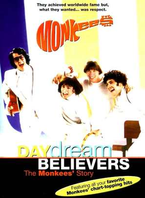 Daydream Believers: The Monkees' Story - DVD movie cover (thumbnail)