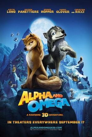 Alpha and Omega - Movie Poster (thumbnail)