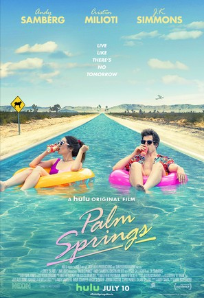 Palm Springs - Movie Poster (thumbnail)