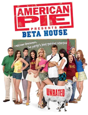 American Pie Presents: Beta House - Movie Cover (thumbnail)