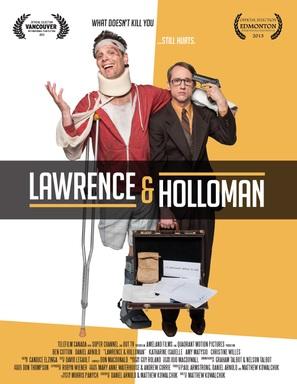 Lawrence & Holloman - Canadian Movie Poster (thumbnail)