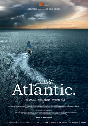 Atlantic. - Dutch Movie Poster (thumbnail)