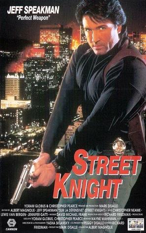 Street Knight - Dutch Movie Cover (thumbnail)