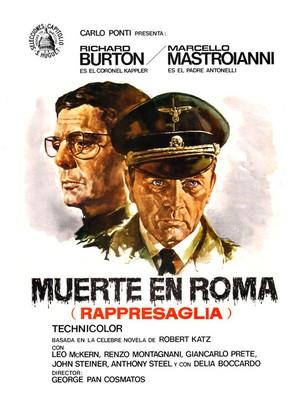 Rappresaglia - Spanish Movie Poster (thumbnail)