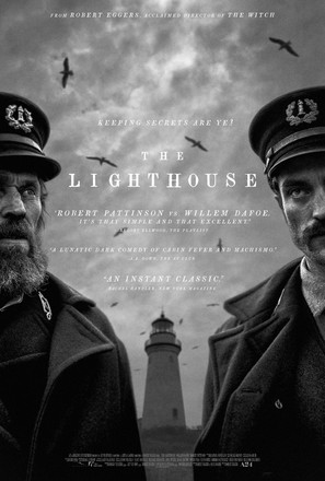 The Lighthouse - Movie Poster (thumbnail)