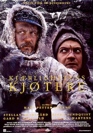 Kjærlighetens kjøtere - Norwegian Movie Poster (thumbnail)