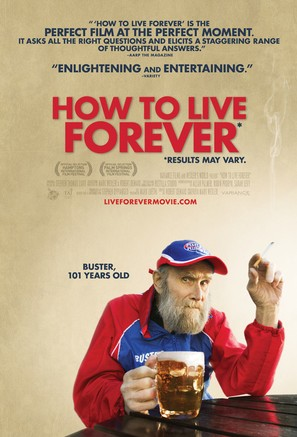 How to Live Forever - Movie Poster (thumbnail)