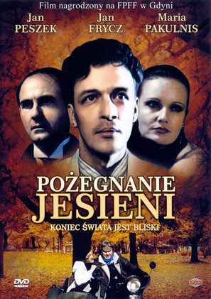 Pozegnanie jesieni - Polish Movie Cover (thumbnail)