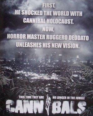 Cannibals - poster (thumbnail)
