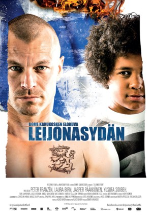Leijonasydän - Finnish Movie Poster (thumbnail)