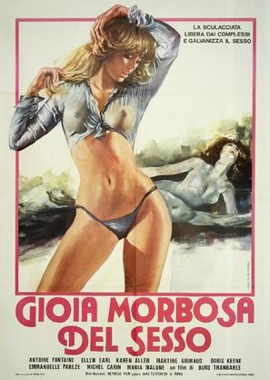 La fessée ou Les mémoires de monsieur Léon maître-fesseur - Italian Movie Poster (thumbnail)
