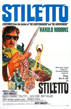 Stiletto - Movie Poster (thumbnail)