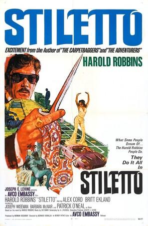 Stiletto - Movie Poster (thumbnail)