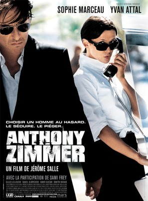 Anthony Zimmer - French Movie Poster (thumbnail)