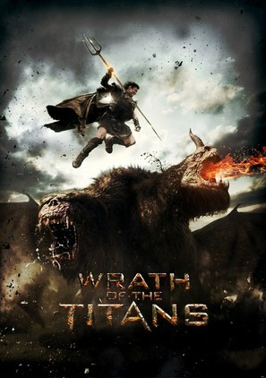 Wrath of the Titans - Movie Poster (thumbnail)
