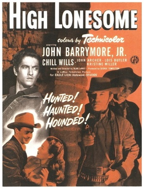 High Lonesome - Movie Poster (thumbnail)