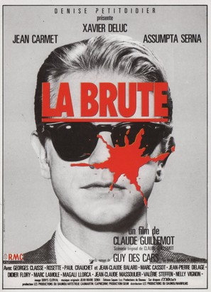 La brute - French Movie Poster (thumbnail)