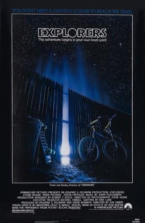 Explorers - Movie Poster (thumbnail)