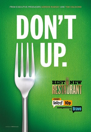 """Best New Restaurant"""