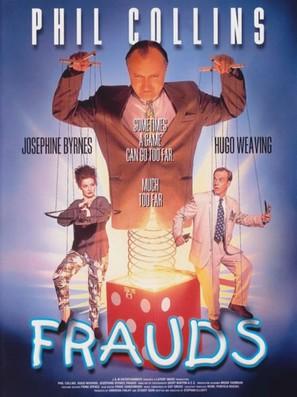 Frauds - Australian Movie Poster (thumbnail)