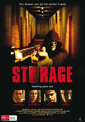 Storage - Australian Movie Poster (thumbnail)