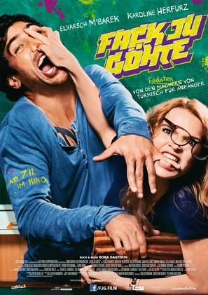 Fack ju Göhte - German Movie Poster (thumbnail)