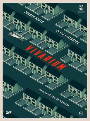 Vivarium - French Movie Poster (thumbnail)