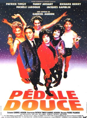 Pédale douce - French Movie Poster (thumbnail)