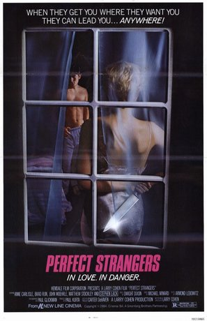 Perfect Strangers - Movie Poster (thumbnail)