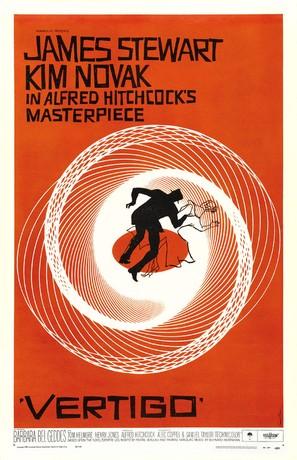 Vertigo - Movie Poster (thumbnail)