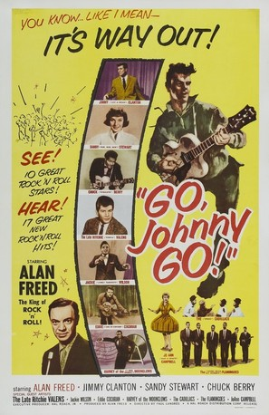 Go, Johnny, Go! - Movie Poster (thumbnail)