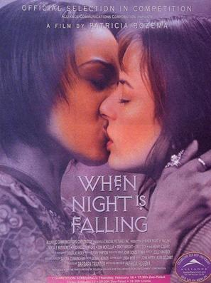 When Night Is Falling - Movie Poster (thumbnail)