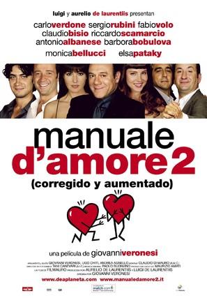 Manuale d'amore 2 (Capitoli successivi) - Spanish poster (thumbnail)