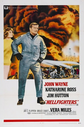 Hellfighters - Movie Poster (thumbnail)