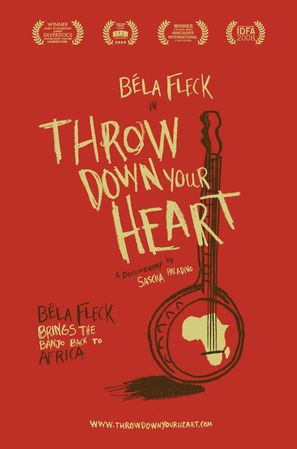 Throw Down Your Heart - Movie Poster (thumbnail)