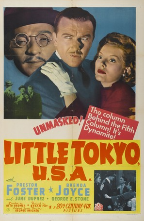 Little Tokyo, U.S.A. - Movie Poster (thumbnail)