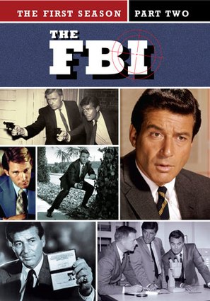 """The F.B.I."" - DVD cover (thumbnail)"