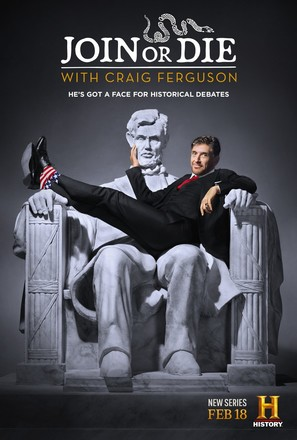"""Join or Die with Craig Ferguson"""