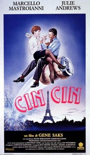 Cin cin - Italian Movie Poster (thumbnail)