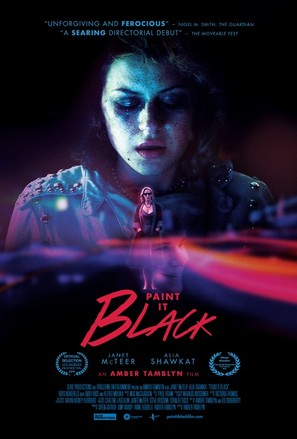 Paint It Black - Movie Poster (thumbnail)