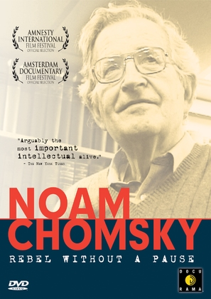 Noam Chomsky: Rebel Without a Pause - Movie Cover (thumbnail)