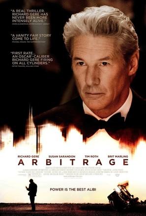 Arbitrage - Movie Poster (thumbnail)