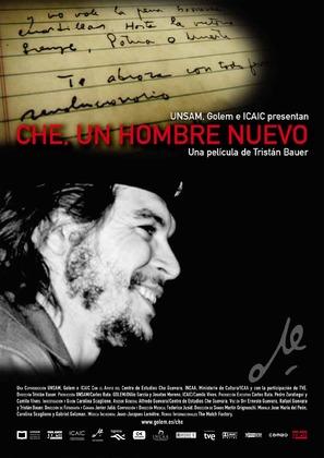 Che. Un hombre nuevo - Spanish Movie Poster (thumbnail)