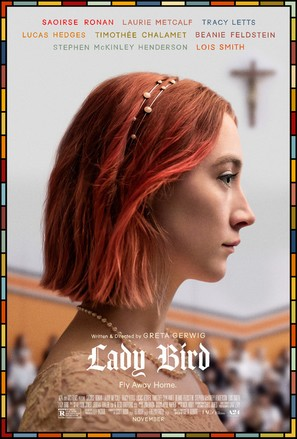 Lady Bird - Movie Poster (thumbnail)
