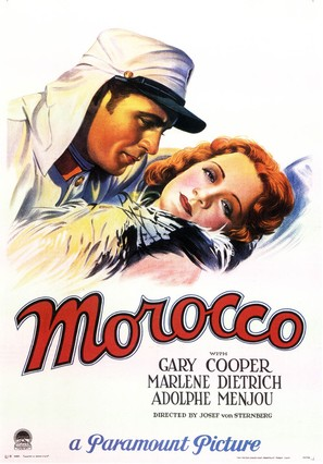 Morocco - Movie Poster (thumbnail)